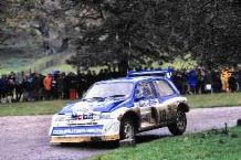 MG 6R4 Tony Pond 1985 RAC Rally